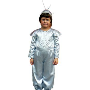 Сделать своими руками костюм инопланетянина